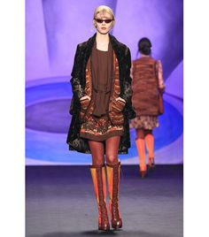 @Who What Wear - ANNA SUI F/W 14