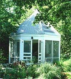 Garden Gazebo | Southern Living House Plans