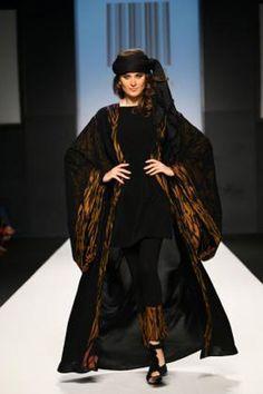 1001 Abayas FW 2011 Collection #designernames, #famousdesigners, #topdesigners  http://www.designerzcentral.com/fashion-designers/