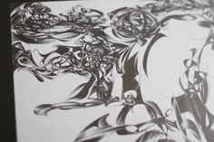 #ballpoint #abstract #ink