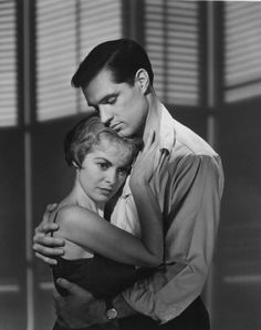 Janet Leigh and John Gavin