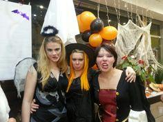Soirée halloween 2013 a l institut de beauté de savigny sur orge chez beauté en folie