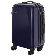 Carry-on Luggage Collections | Bugatti Premier Light Trolley Onbord Marine One Size * Details can be found by clicking on the image. Note:It is Affiliate Link to Amazon. #lifestylestore