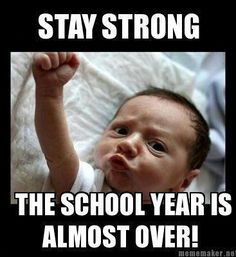 Stay strong, teachers!