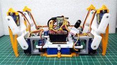 Picture of [DIY] Spider Robot(Quad robot, Quadruped)