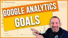 How to Set Up Goals in Google Analytics Goal Tracking, Branding, Google Analytics, Dashboards, Business Website, Insight, Goals, Blogging, Wordpress