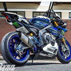 Yamaha - YZF R1M 16'