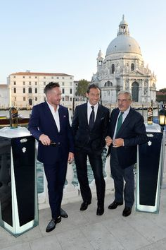 """Jude Law and Giancarlo Giannini at Venice Film Festival with """"The Gentleman's Wager"""" Short Film and Johnnie Walker Event http://www.redcarpetreporttv.com/2014/08/28/jude-law-and-giancarlo-giannini-at-venice-film-festival-with-the-gentlemans-wager-short-and-johnnie-walker-event/"""