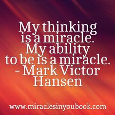 #miracles #quotes
