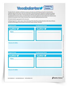 A Videogame-Inspired Classroom Vocabulary Game! All worksheets are ...