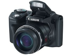Buy canon digital camera online in India at Lowest Price and Cash on Delivery. Offers and discounts on canon digital camera at Rediff Shopping. Gift canon digital camera online and compare canon digital camera features and specifications! Camera Digital Canon, Digital Camera Prices, Foto Canon, Bridge Camera, Canon Zoom Lens, Optical Image, Camera Hacks, Camera Tips, Dslr Cameras