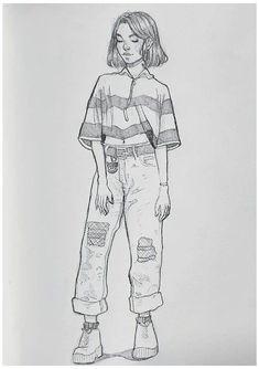 Тренинги и вебинары от Bek Five #art #sketches #pencil #sketchbooks #draw #artsketchespencilsketchbooksdraw Several Major Methods for that As-Built Sketches Method Girl Drawing Sketches, Art Drawings Sketches Simple, Pencil Art Drawings, Cute Drawings, Drawing Art, Pen Sketch, Girl Sketch, Tumblr Sketches, Drawing Tips