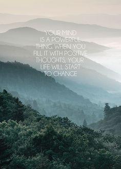 Mind, poster