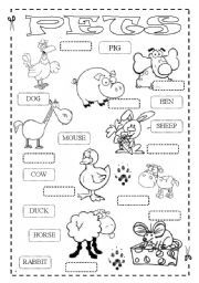 29 Best Kids and Pets Coloring Pages images in 2013