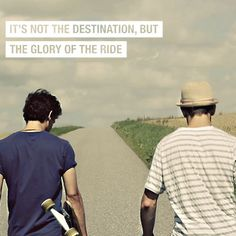 Travel Quotes: It's not the destination, but the glory of the ride New Adventure Quotes, Best Travel Quotes, Adventure Travel, Senior Year Quotes, Skateboard Pictures, Longboarding, I Want To Travel, Wanderlust Travel, Oh The Places You'll Go