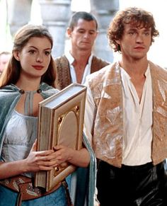 The 10 Best Prince Charmings of All Time - Hugh Dancy, Ella Enchanted #InStyle