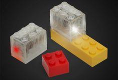 Lego-blokjes voorzien van LEDs - Freshgadgets.nl