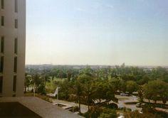 #tbt View from our #JAjebelalibeachhotel  towards Dubai in 2002 (photo courtesy of Deborah & Steve Hutton).