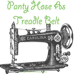 Maintaining Your Treadle Irons