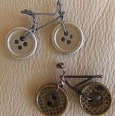 Wire Crafts, Diy Home Crafts, Garden Crafts, Crafts To Make, Jewelry Crafts, Fun Crafts, Crafts For Kids, Paper Crafts, Garden Ideas