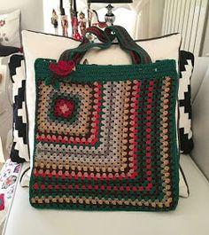 Knitting patterns, knitting designs, knitting for beginners. Crochet Clutch, Crochet Handbags, Crochet Purses, Crotchet Bags, Knitted Bags, Crochet Shell Stitch, Crochet Stitches, Knitting Designs, Crochet Designs