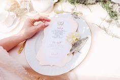 gold foil menu Gold Foil, Camembert Cheese, Menu, Tableware, Food, Menu Board Design, Dinnerware, Tablewares, Essen