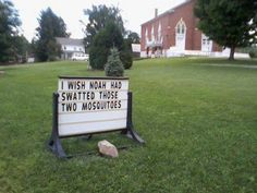 This sign outside a Lutheran church. | The 29 Most Minnesotan Things That Ever Happened