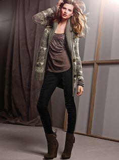 NEW! Tie-up Legging Jean #VictoriasSecret http://www.victoriassecret.com/clothing/jeans/tie-up-legging-jean?ProductID=68674=OLS=true?cm_mmc=pinterest-_-product-_-x-_-x