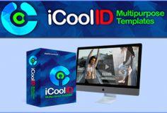 iCool ID lengkap dengan Lisensi PLR atau bisa dijual kembali. iCool ID adalah Koleksi lengkap puluhan template powerpoint presentasi dan video, Ratusan mockup desain untuk printing, social media..https://goo.gl/q8MmFI