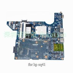 61.10$  Buy here - http://ali9kc.worldwells.pw/go.php?t=32761845151 - NBW20 LA-4117P 588017-001 for HP CQ41 Laptop motherboard DDR2 Mainboard