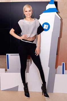 Jessie J, Ex Girlfriends, Athleisure, Wetsuit, Knee Boots, Celebrity Style, Sporty, Glamour, Celebrities