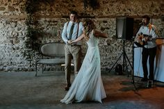 LISA + JOSH - A Glamping bohemian wedding in the woodlands | The Beatrice gown | Photographed by Wonderful and Strange | Follow us @kwhbridal