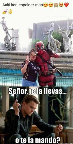 Avengers Memes, Marvel Memes, Mexican Memes, Daddy Yankee, Funny Relatable Memes, Derp, Tom Holland, Spiderman, Best Memes