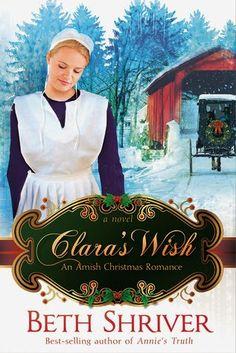 Maureen's Musings: Clara's Wish: An Amish Christmas Romance by Beth S...