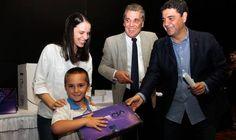 Jorge Macri participó en la entrega de premios del concurso literario del Concejo Deliberante