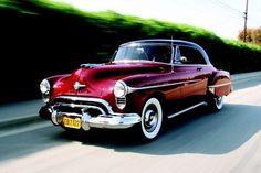 1950 Oldsmobile Futuramic 88 Holiday Coupe