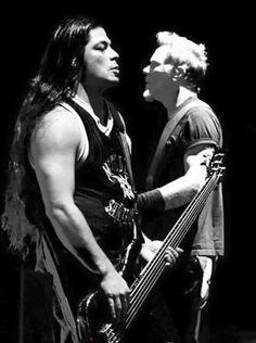 Robert Trujillo/Metallica.