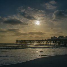 Crystal Pier: Pacific Beach – San Diego, California