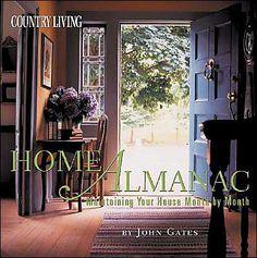 Country Living Home Almanac