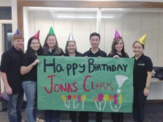 The Rocket Pig Committee wishes Jonas Clark Happy Birthday.