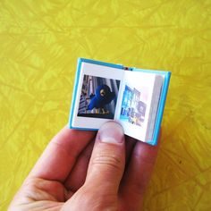 Printsgram! As seen on Design Scouting. Turn your instagram photos into a mini book