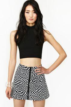 Hypnotize Skirt