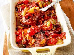 Spanische Ofen-Schmorsteaks Rezept | LECKER