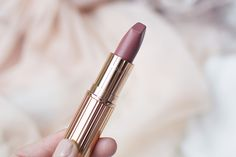 Charlotte Tilbury Pillow Talk Lipstick: Review & Swatch | www.mylauralife.co.uk