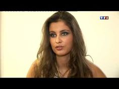 Miss France 2010 et Alain Delon - YouTube