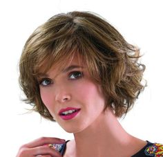 Flair Monofilament Hair Power Ladies Wig By Ellen Wille in Hot Mocca Rooted | Monofilament Wig | Valentine Wigs