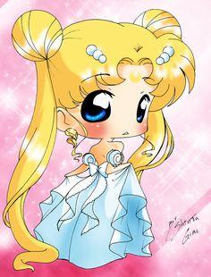 chibi   Chibi Princess Color by Shinta-Girl