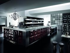 Italian Bar Furniture Design - Model GALLERY