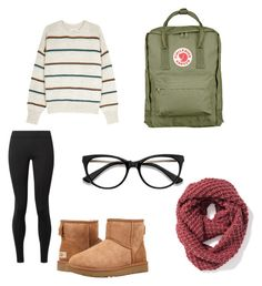 """""""Untitled #3"""" by lorena-246 on Polyvore featuring The Row, Étoile Isabel Marant, UGG, Fjällräven and EyeBuyDirect.com"""