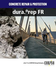®rep FR is a polymer modified fibre-reinforced, cement based mortar which is chloride free, ready-to-use, non-shrink and of a single component. Common Factors, General Construction, In 2019, Fulton, Cement, Bridge, Father, Free, Products